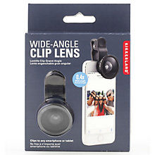 Buy Kikkerland Wide Angle Selfie Lens Online at johnlewis.com
