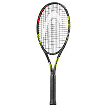 Buy Head Graphite Cyber Pro Tennis Racket, L2, Black/Yellow Online at johnlewis.com
