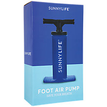 Buy Sunnylife Foot Air Pump Online at johnlewis.com