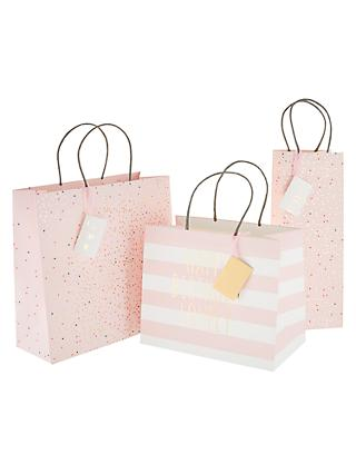 6c224ef59b2 Bellybutton Bubble Pink Gift Bag