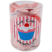 Buy NPW Children's Cup Cake Shower Cap, Multi Online at johnlewis.com
