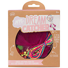Buy NPW Make Your Own Dreamcatcher Jewellery Kit Online at johnlewis.com