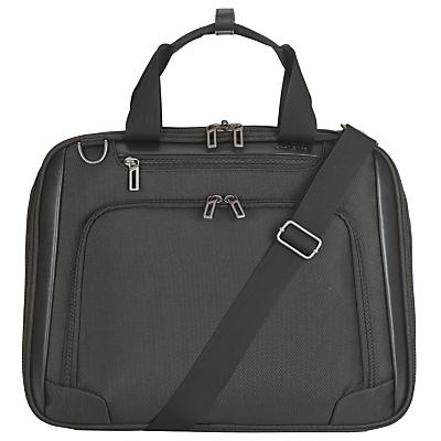 John Lewis Raise 17 Laptop Bag, Black