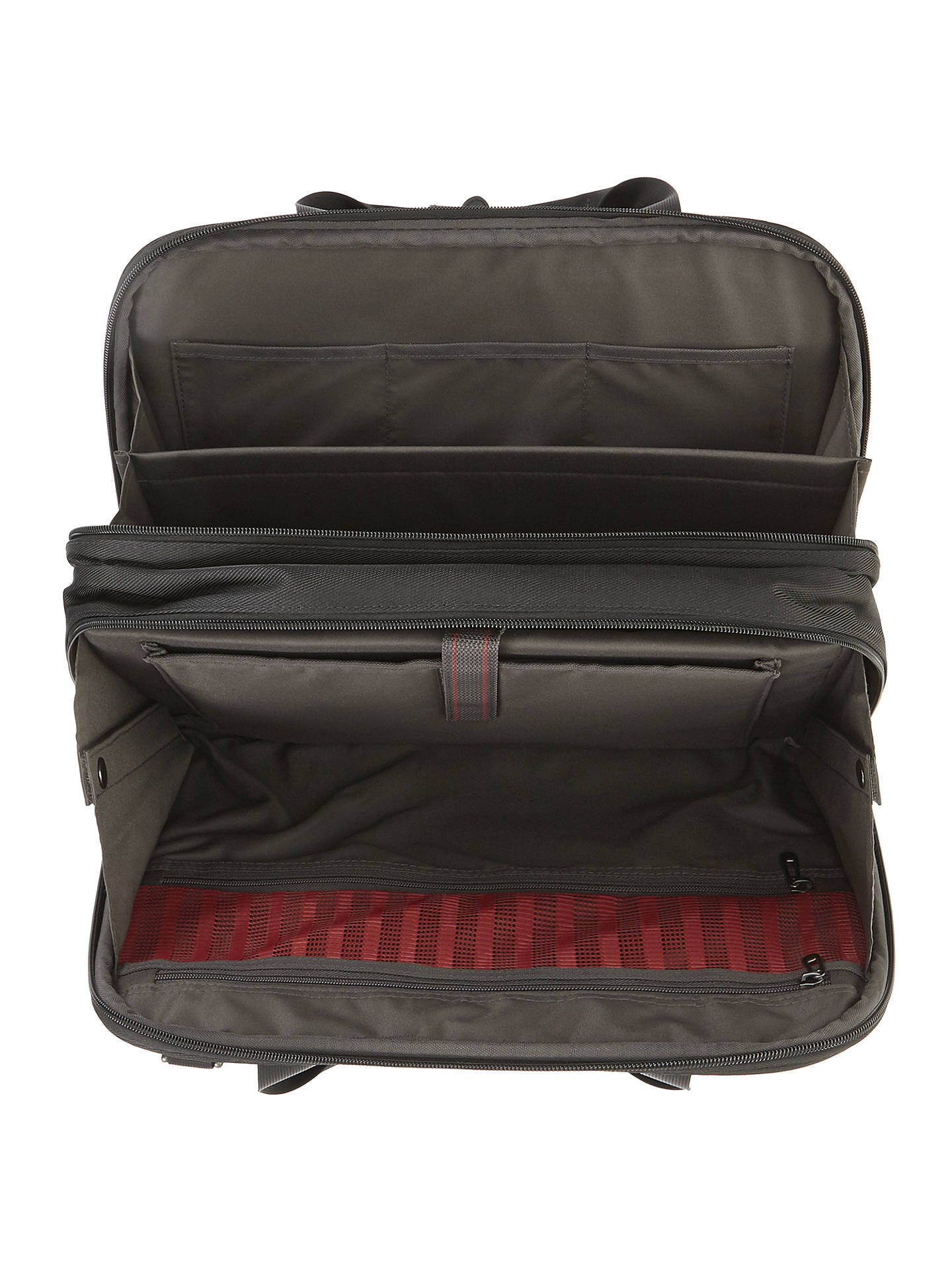 John Lewis Partners Raise 17 Laptop Bag Black At John Lewis Partners