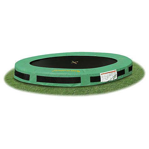 buy jumpking 12ft inground trampoline online at