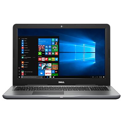 Dell Inspiron 15 5000 Series Laptop, Intel Core i5, 8GB RAM, 256GB SSD, AMD Radeon R7, 15.6, Black