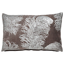 Buy Harlequin Momentum Operetta Cushion, Silver Online at johnlewis.com