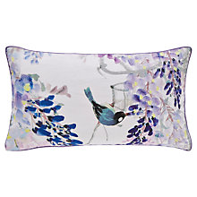 Buy Sanderson Wisteria Cushion Online at johnlewis.com