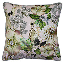 Buy Ted Baker Gem Garden Cushion Online at johnlewis.com