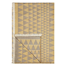 Buy Niki Jones Embroidered Isosceles Throw Online at johnlewis.com