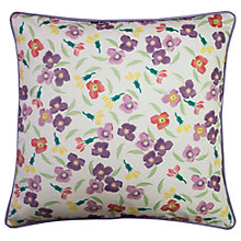 Buy Emma Bridgewater New Wallflower Cushion, Multi Online at johnlewis.com