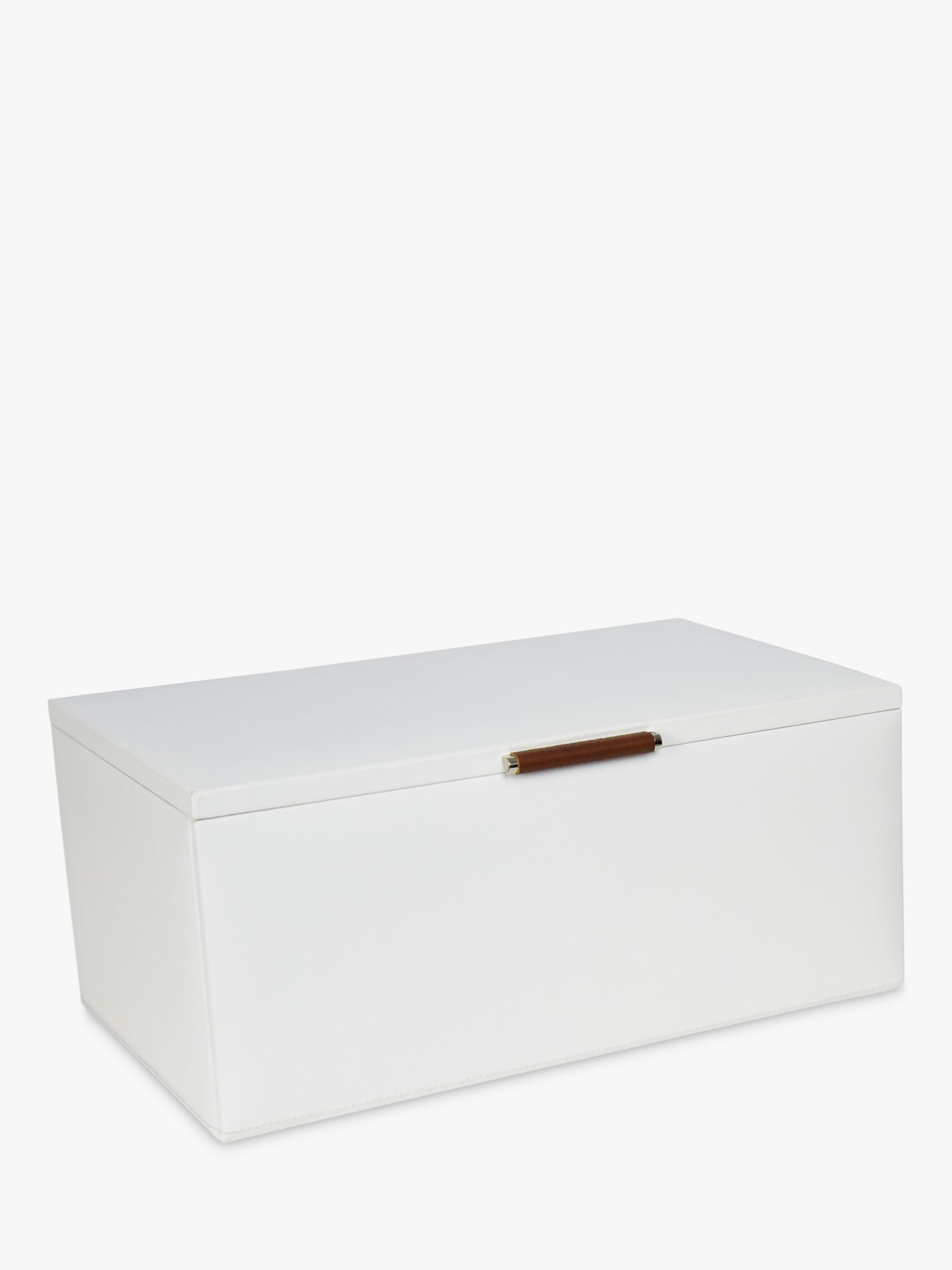 Dulwich Designs Dulwich Designs Malmo Large Jewellery Box, White