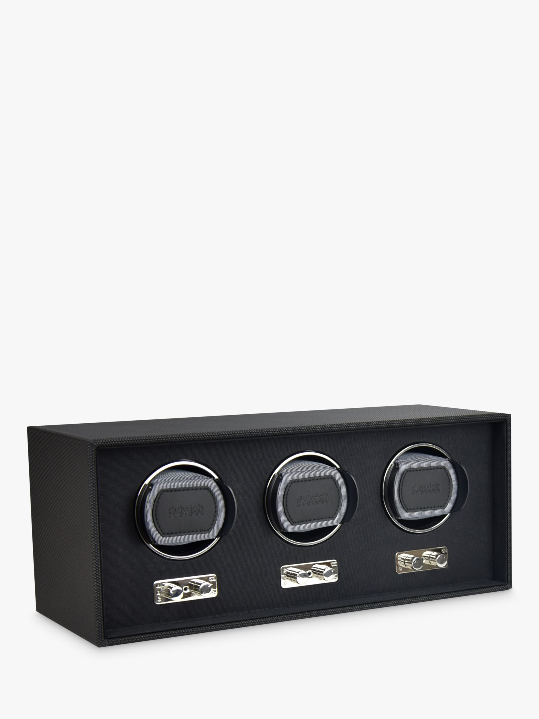 Dulwich Designs Dulwich Designs Monaco Triple Watch Winder Pads