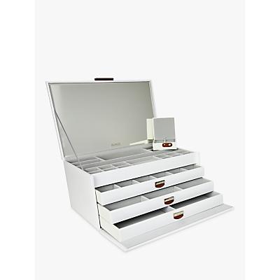 DDM XL JEWLRY BOX WHITE