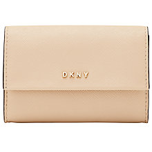 Buy DKNY Bryant Park Saffiano Leather Card Case Online at johnlewis.com