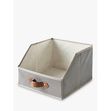 Buy neatfreak Twill Drawer, Medium Online at johnlewis.com
