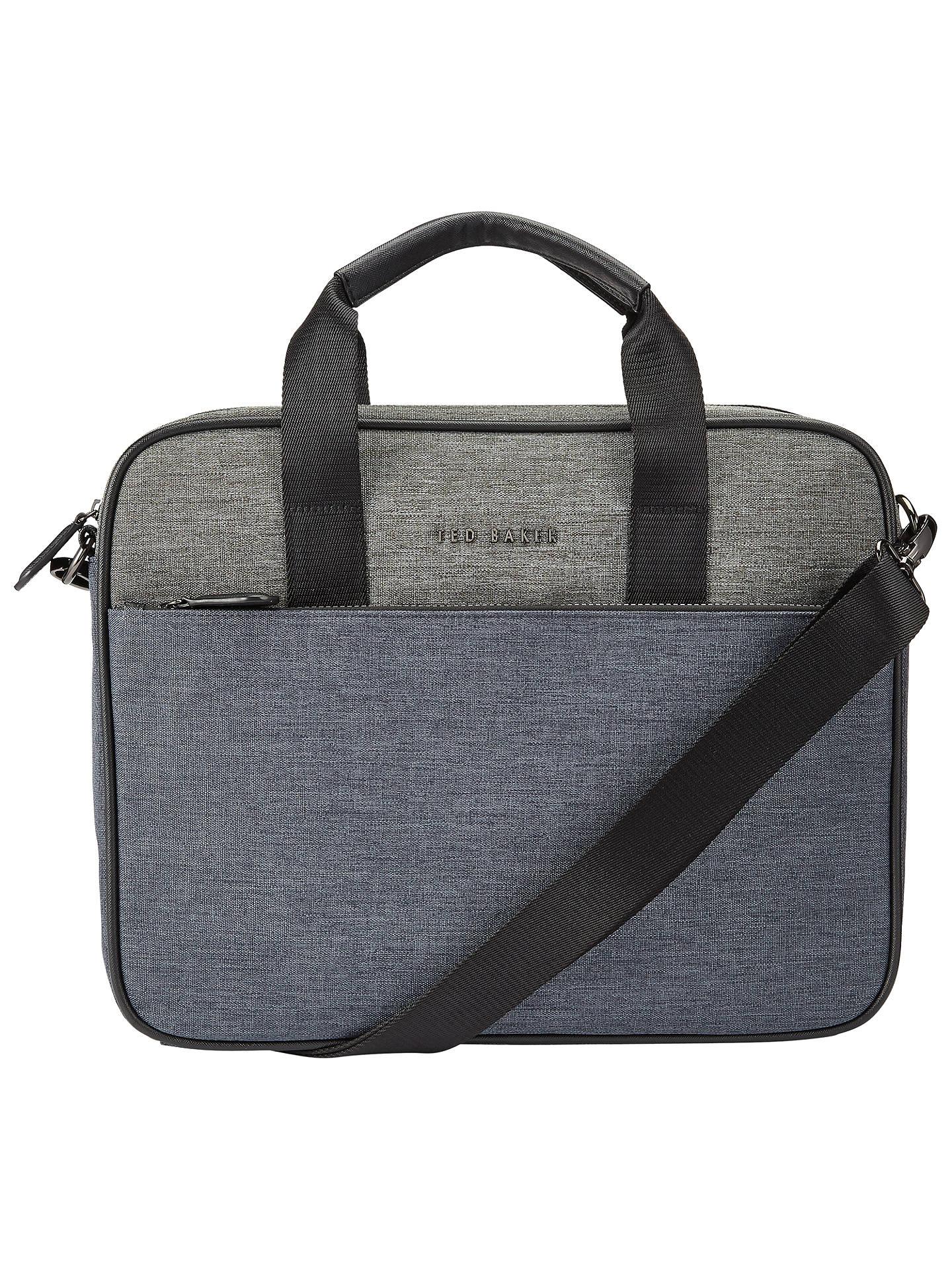 6feae2de861d Buy Ted Baker Piranha Document Bag