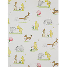 Buy Jane Churchill Winnie The Pooh & Friends Wallpaper Online at johnlewis.com