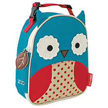 Buy Skip Hop Zoo Owl Lunchie Online at johnlewis.com