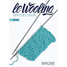 Buy Bergere De France Orilis Mini Knitting Magazine Online at johnlewis.com