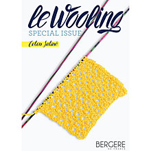 Buy Bergere De France Coton Satine Mini Knitting Magazine Online at johnlewis.com