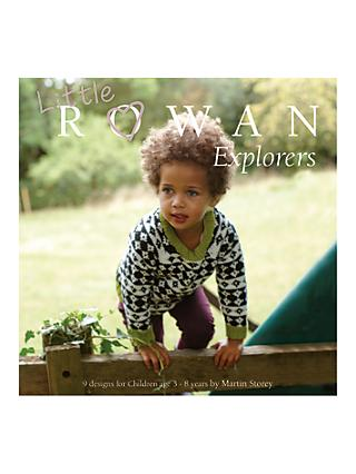 Rowan Little Rowan Explorers Magazine