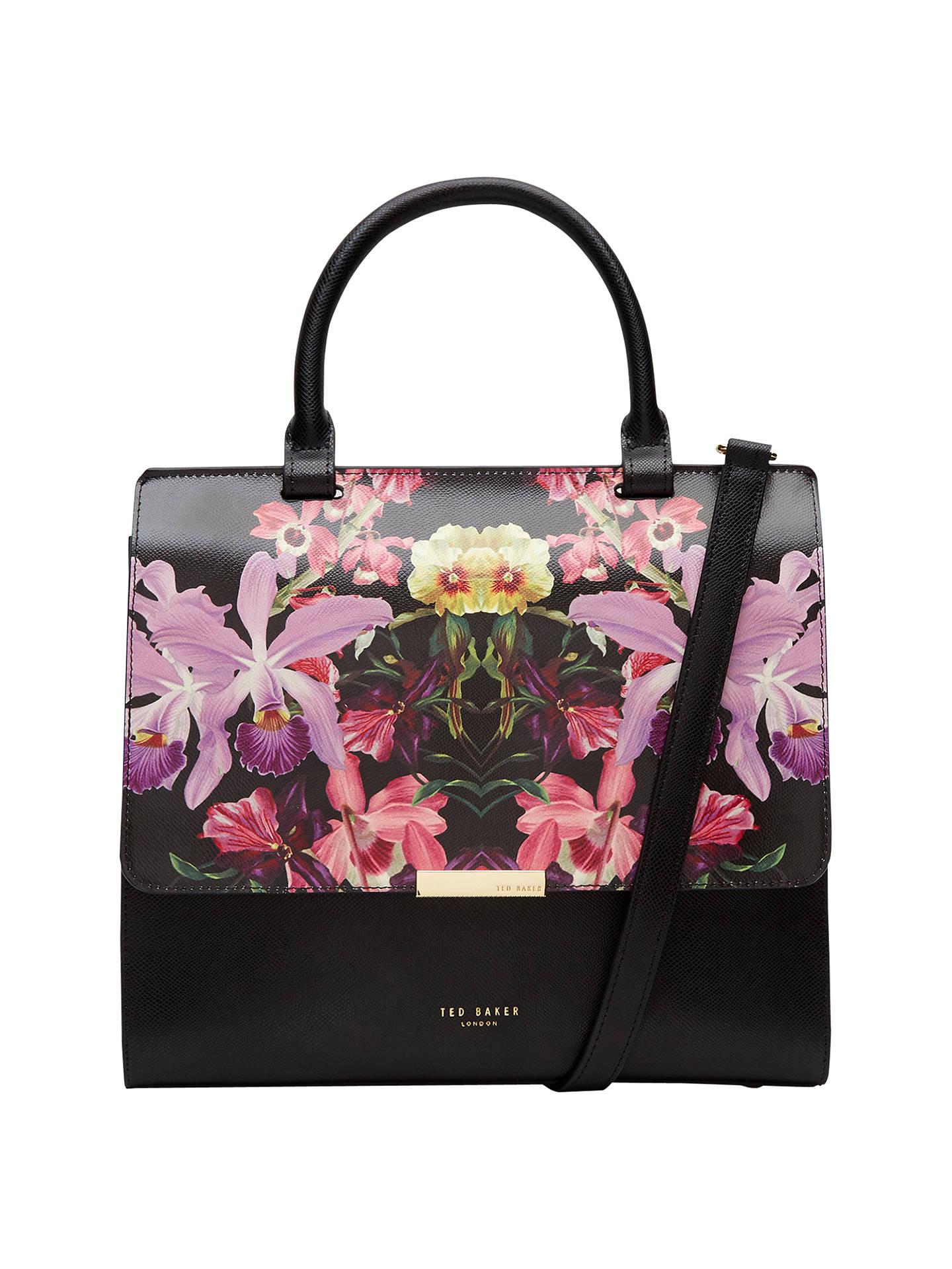 031a4f12d6240 Buy Ted Baker Nimaa Lost Gardens Medium Leather Shoulder Bag