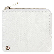 Buy Mi-Pac Coin Holder, White Python Online at johnlewis.com
