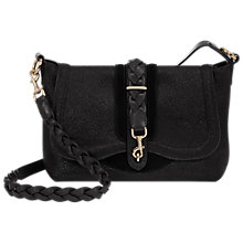 Buy Hill and Friends Lucky Leather Shoulder Bag Online at johnlewis.com