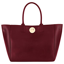 Buy Hill and Friends Happy Leather Tote Bag Online at johnlewis.com