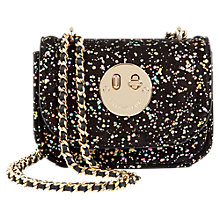 Buy Hill and Friends Happy Tweency Chain Shoulder Bag, Metallic Rainbow Online at johnlewis.com