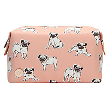 Buy Mi-Pac Wash Bag, Pugs Multi Online at johnlewis.com