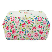Buy Cath Kidston Daisies And Roses Border Frame Wash Bag, Multi Online at johnlewis.com