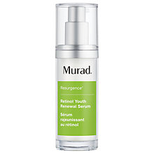 Buy Murad Retinol Youth Renewal Serum, 30ml Online at johnlewis.com