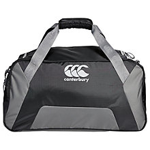 Buy Canterbury of New Zealand Holdall, Medium, Black Online at johnlewis.com