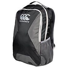 Buy Canterbury of New Zealand Backpack, Medium, Black Online at johnlewis.com