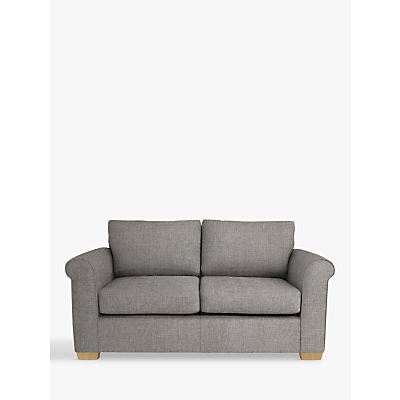 John Lewis & Partners Malone Small 2 Seater Sofa Bed, Stanton French Grey