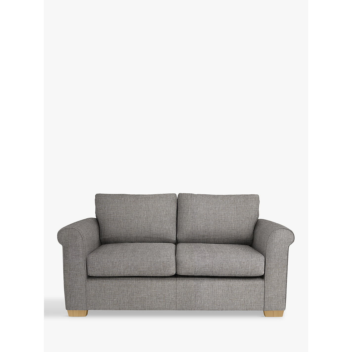 Sofa beds with sprung mattress - Buy John Lewis Malone 2 Seater Small Sofa Bed With Pocket Sprung Mattress Stanton French