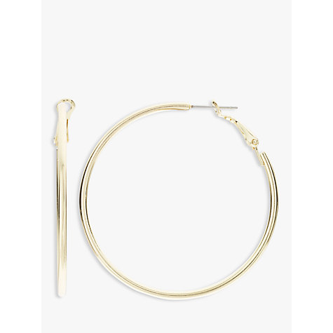 Buy John Lewis Hoop Earrings Online at johnlewis.com