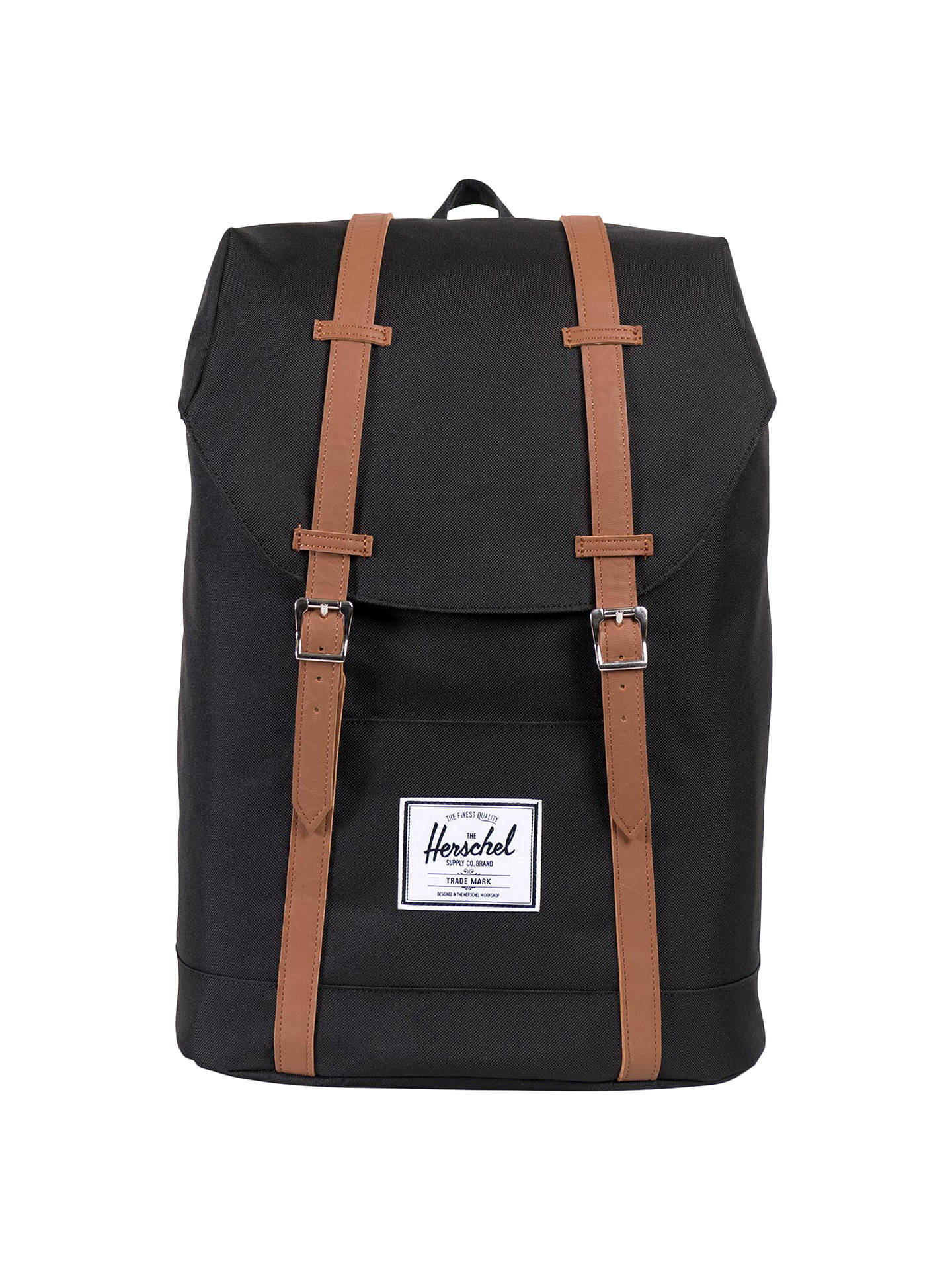 9eb50ef9700 Herschel Supply Co. Retreat Backpack at John Lewis   Partners