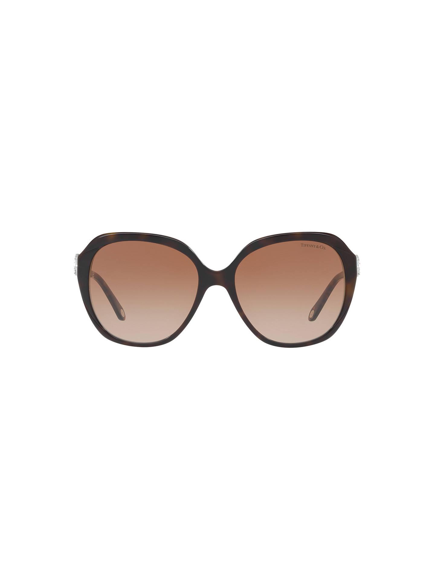 7489e9ea45 Tiffany   Co TF4132HB Embellished Square Sunglasses