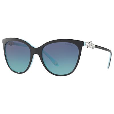 Tiffany & Co TF4131HB Embellished Cat's Eye Sunglasses
