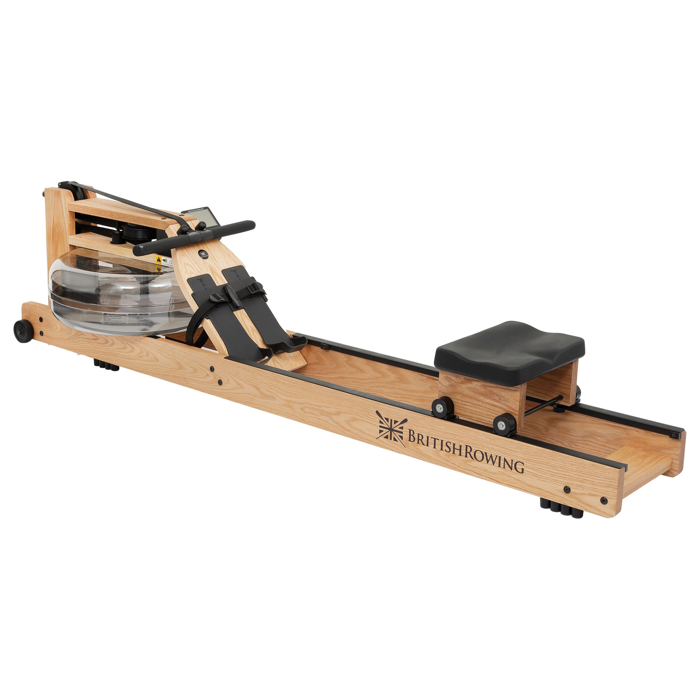 Buy WaterRower British Rowing Machine with S4 Performance Monitor, White Oak Online at johnlewis.com