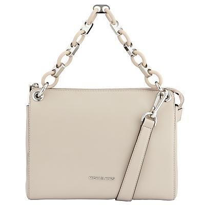 MICHAEL Michael Kors Gianna Leather Grab Bag