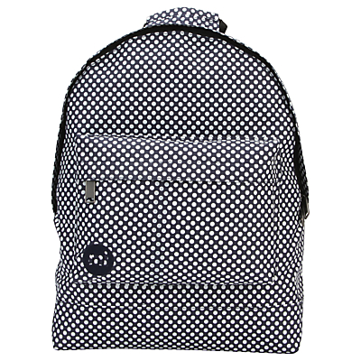Mi-Pac Custom Microdot Backpack, Navy