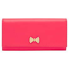 Buy Ted Baker Terissa Leather Matinee Purse Online at johnlewis.com