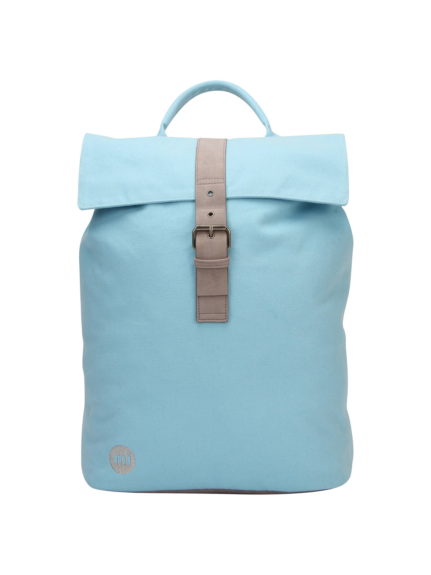 84162abd645 Buy Mi-Pac Day Pack, Baby Blue Online at johnlewis.com ...