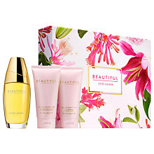 Buy Estée Lauder Beautiful 75ml Eau de Parfum Fragrance Gift Set Online at johnlewis.com