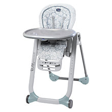Buy Chicco Polly Progress Highchair, Sage Online at johnlewis.com