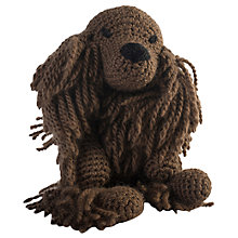Buy Toft Annie the Red Setter Crochet Kit Online at johnlewis.com